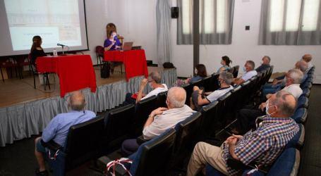 L'Ajuntament de Godella presenta el projecte de renovació del Centre de Serveis Socials Villa Teresita