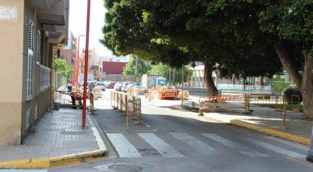 Almàssera inicia diferentes obras destinadas a mejorar la calidad urbana