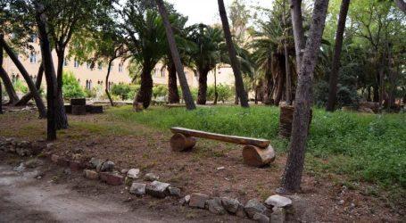 El jardín de la Dehesa del Castell de Burjassot vuelve abrir al público