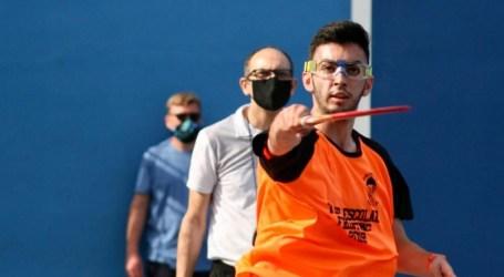 El aldaiero Carlos García convocado para participar en la concentración de la futura selección española para preparar el mundial sub 22 de frontón 30m
