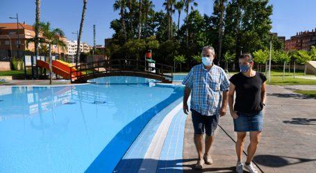 Paiporta obrirà la piscina d'estiu el 17 de juny