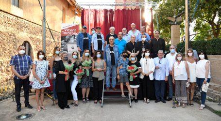 Paiporta homenatja a Vicente Tarazona