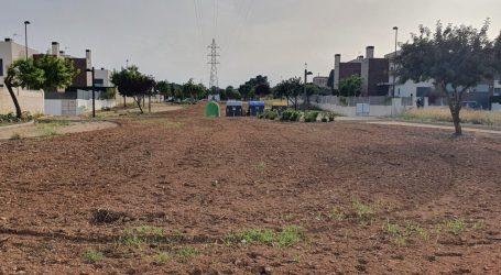 El Ayuntamiento de Torrent continúa con la recuperación de las zonas verdes del Vedat
