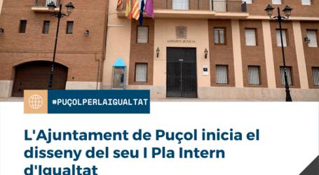 L'Ajuntament de Puçol treballa en el seu I Pla Intern d'Igualtat