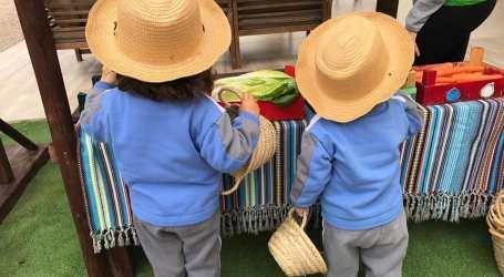 El centro de Educación Infantil Bambú de Torrent obtiene el Sello de Vida Saludable