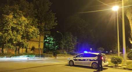 Dos detenidos por el robo de cableado de del alumbrado público de Burjassot