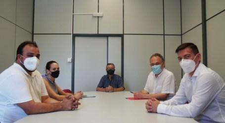 "Reunión en Burjassot para dar a conocer el proyecto de la Generalitat,  ""Justicia Próxima"""