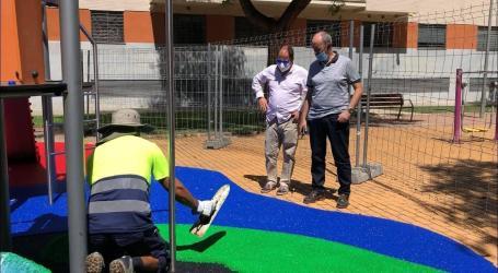 Massanassa renovará cinco parques infantiles de la localidad