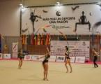 Alfafar vuelve a ser sede de la gimnasia rítmica nacional