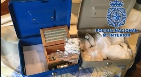 Gracias a la colaboración ciudadana la Policía Nacional desarticula en Quart de Poblet puntos de venta de droga