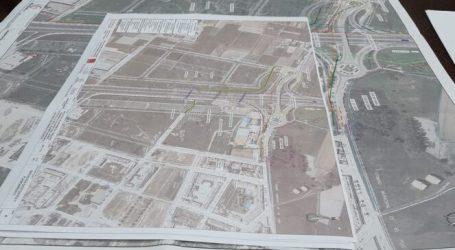 La Pobla de Farnals avança el projecte de creació de la passarel·la ciclovianant sobre la V-21