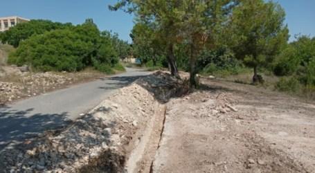 Paterna inspecciona 61 parcelas y cierra el acceso rodado de 55 caminos para evitar vertidos ilegales en su término municipal
