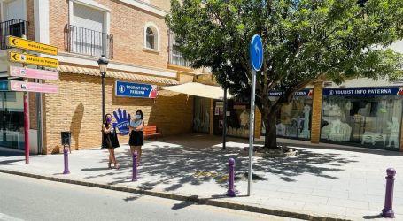 Paterna habilita su Oficina de Turismo como «Punto Violeta Turístico»