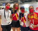 Anabel Medina encabeza el equipo español de tenis en los JJ. OO. Tokio 2020