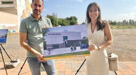 Comienzan las obras del nuevo colegio María Moliner de Mislata