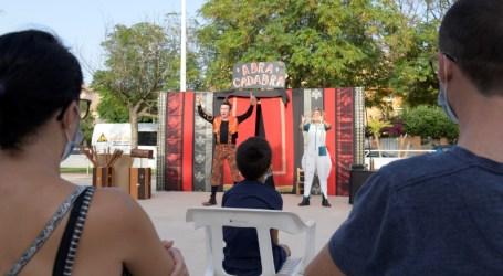 Paiporta tanca les seues activitats culturals d'estiu de manera satisfactòria
