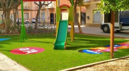 Obras de mejora en diferentes espacios municipales de Albuixech