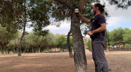 Paterna instala 20 nuevas trampas para la prueba piloto de reducción de población de mosquito tigre
