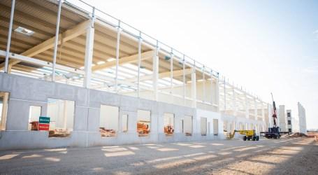 Alaquàs construirá una nave industrial de más de 33.000 m2 para logística