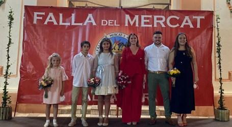 Falla del Mercat i Adjacents d´Alcàsser elige a sus Falleras Mayores