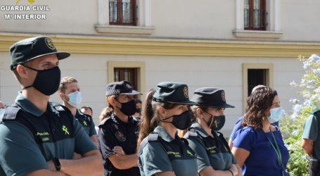 La Guardia Civil forma en materia de violencia de género a los Cuerpos de Policía Local de la comarca