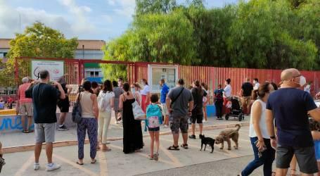 Prop de 6.000 alumnes i alumnes comencen el curs escolar a Catarroja