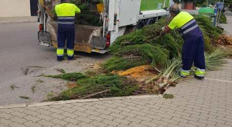 Godella reforçarà els treballs de neteja viària en Campolivar i altres àrees del terme