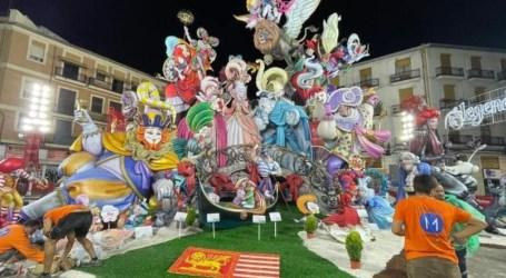 El carnaval veneciano de Convento Jerusalén es la mejor falla de 2021 de València