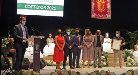 Paterna celebra la cultura en los LVII Jocs Florals y reconoce a la empresa municipal Gespa con el Coet d'Or