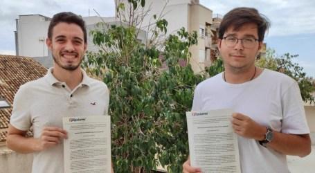 NNGG Alfafar presenta propuestas para mejorar la situación de la juventud