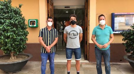 Carlos Ruiz, veí de Foios, compleix el seu repte solidari en favor de la diabetis