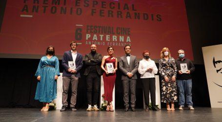 Adriana Ugarte, protagonista de la Gala de Premios del VI Festival de Cine Antonio Ferrandis de Paterna