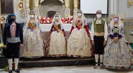 Alaquàs celebra l'Ofrena de Flors en honor a la Mare de Déu de l'Olivar