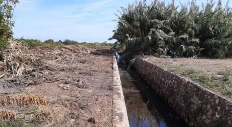La Pobla de Farnals posa a punt els desaigües naturals i optimitza el sistema de drenatge del carrer Bombers