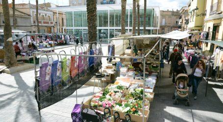 El mercat de Paiporta torna a la seua ubicació tradicional, en l'entorn de la plaça Cervantes