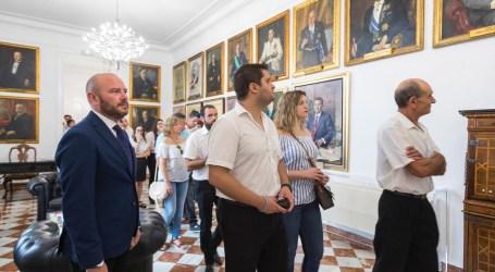 La Diputació abre las puertas de sus palacios con motivo de la festividad del 9 d'Octubre