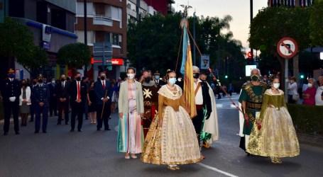 Torrent clausura el Nou d'Octubre amb l'acte institucional de la Processó Cívica