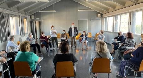 El Ayuntamiento de Massamagrell inicia el taller de memoria de mayores