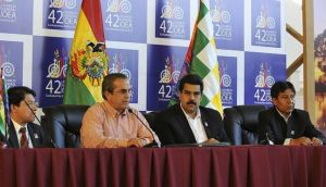 ¿Cuáles son los países que apoyan a Venezuela en la OEA?