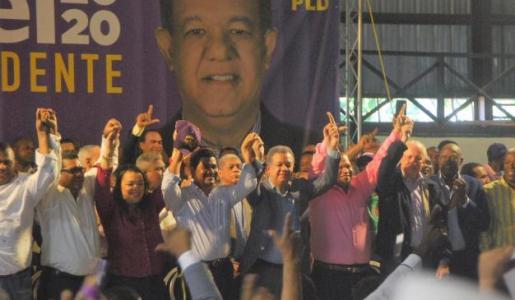 Leonel Fernández asegura es fuerza mayoritaria en las bases del PLD y del pueblo dominicano