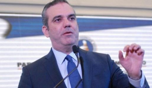 Luis Abinader aporta casi todos los recursos económicos para su precampaña