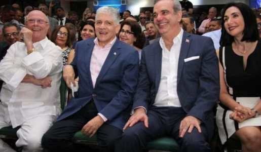 Luis Abinader y Eduardo Estrella aseguran habrá cambio de gobierno en el 2020