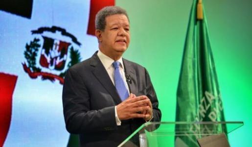 Leonel Fernández asegura las bases del PLD siempre estarán en su corazón