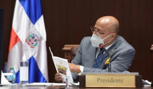 Pacheco asegura Código Penal será aprobado la semana entrante