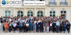 شارك في تدريب منظمة التعاون الإقتصادي والتنمية مدفوع الأجر في فرنسا