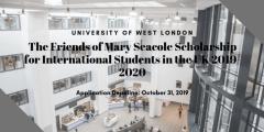 منحة جامعة غرب لندن