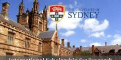 منحة كلية الاقتصاد جامعة سيدني لدراسة البكالوريوس والماجستير في أسترليا