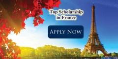 منح دراسية في فرنسا للطلاب الدوليين | الدراسة في فرنسا عن طريق منحة دراسية