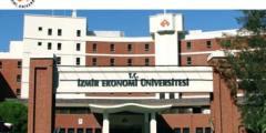 منحة جامعة إزمير للاقتصاد لدراسة البكالوريوس في تركيا 2021 (ممولة)