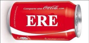 Lata de Coca Cola retocada fotográficamente (autor desconocido; visto en Internet)